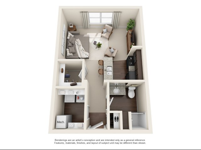 Floor Plan 1| South Ridge