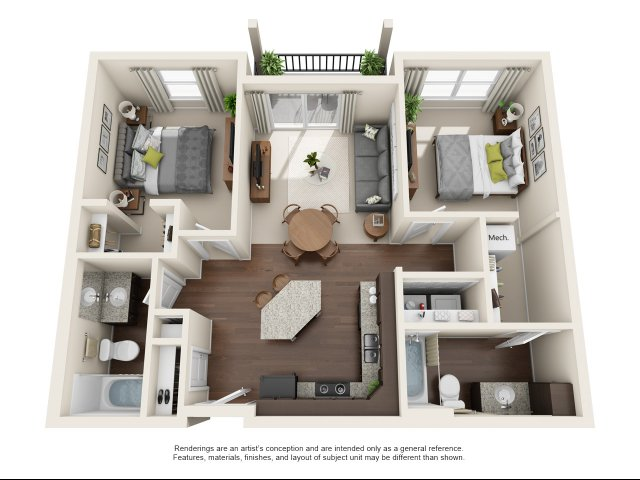 Floor Plan 3 | South Ridge