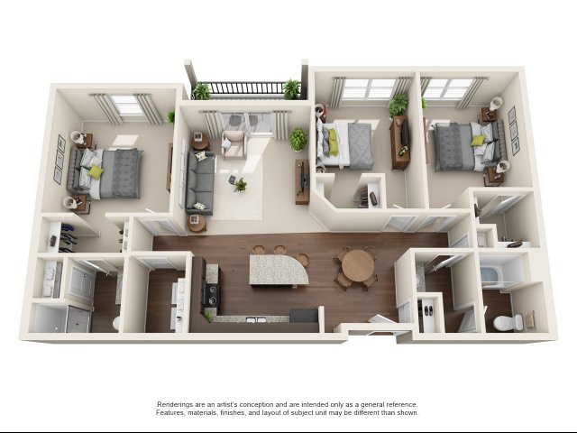 Floor Plan 4 | South Ridge