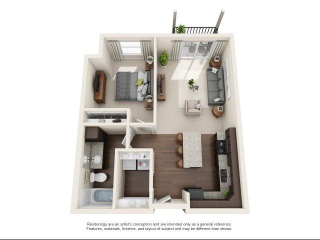 Floor Plan 5 | South Ridge