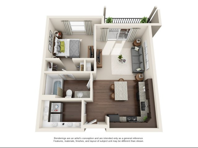 Floor Plan 6 | South Ridge