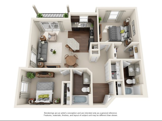 Floor Plan 7 | South Ridge