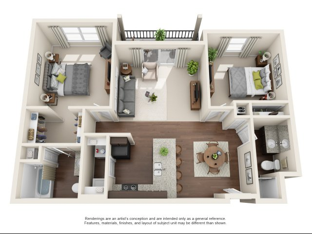 Floor Plan 8 | South Ridge