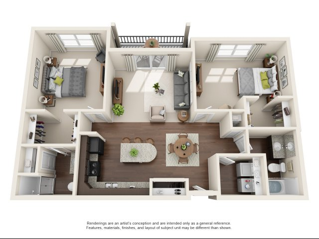 Floor Plan 9 | South Ridge
