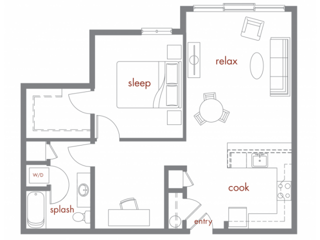 Floor Plan 5 | Tivalli