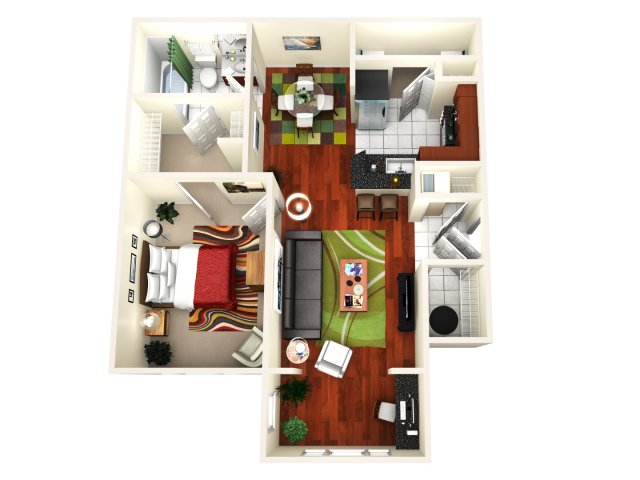 Floor Plan | Avenue Royale