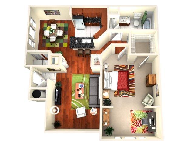 Floor Plan 2 | Avenue Royale