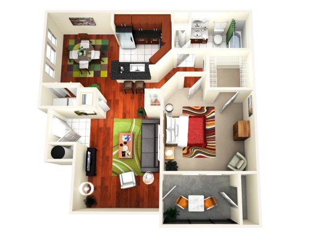 Floor Plan 3 | Avenue Royale
