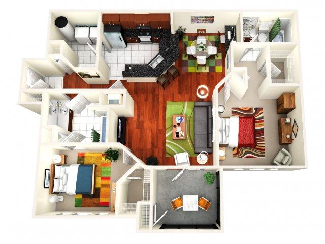 Floor Plan 6 | Avenue Royale