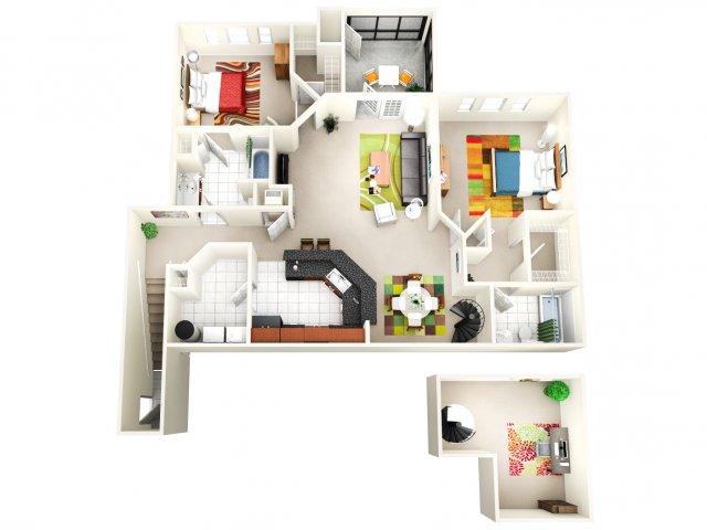 Floor Plan | Avenue Royale2