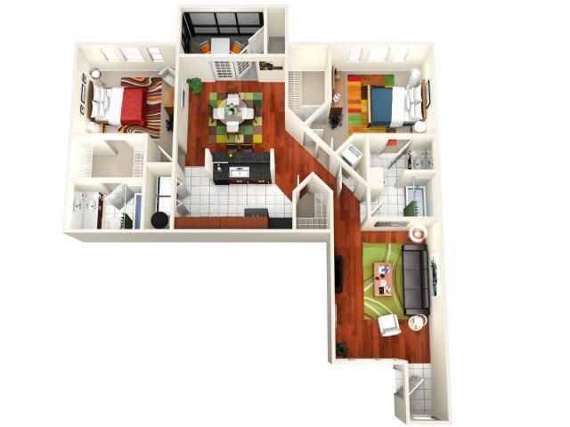 Floor Plan 5 | Avenue Royale