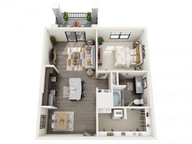 Floor Plan 3 | Vestavia Reserve