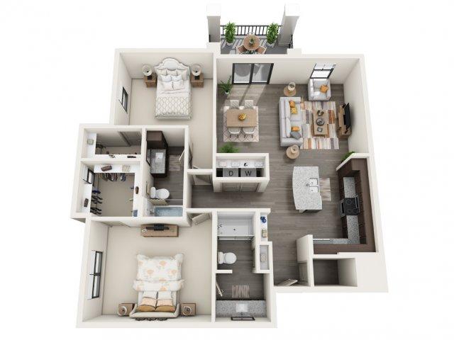 Floor Plan 7 | Vestavia Reserve
