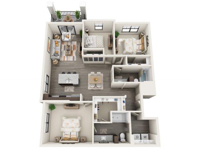 Floor Plan 11 | Vestavia Reserve