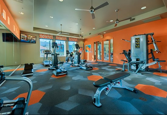 Fitness Center at Palm Valley
