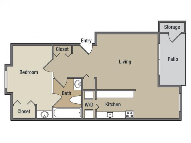 Floor Plan 2 | Treetops