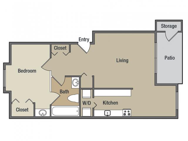 Floor Plan 3 | Treetops
