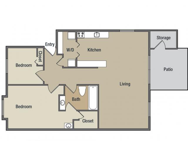 Floor Plan 6 | Treetops