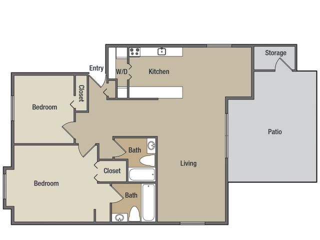 Floor Plan 7 | Treetops