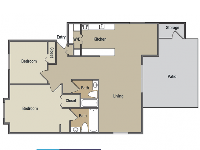 Floor Plan 8 | Treetops
