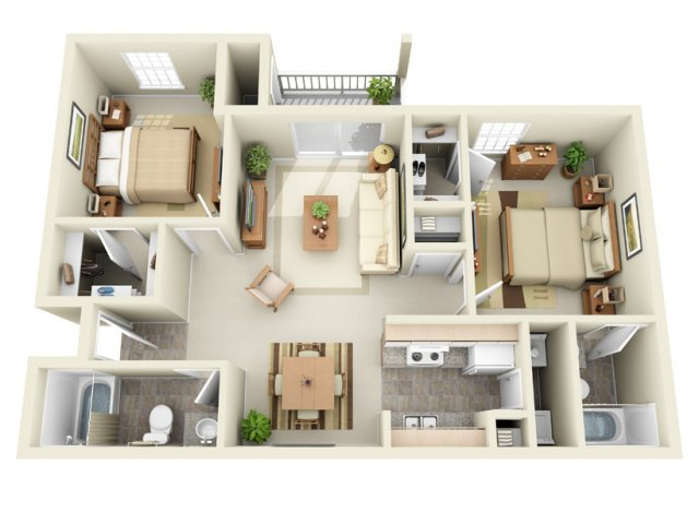 Floor Plan 3 | Carvel