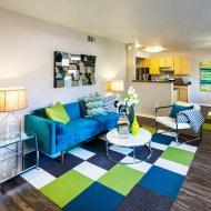 Living Room at Bella Vista