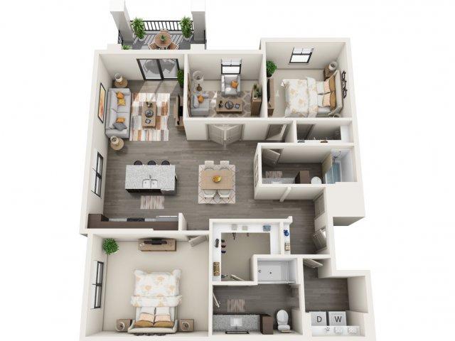 Floor Plan 9 | Vestavia Reserve