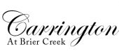 Carrington at Brier Creek Logo