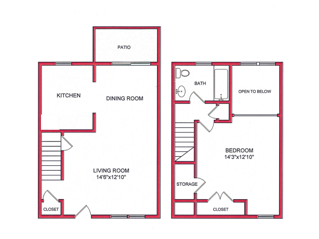 Floor Plan | Villages of Wildwood Phase lll
