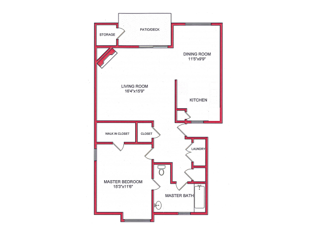 Floor Plan 3 | Villages of Wildwood Phase lll