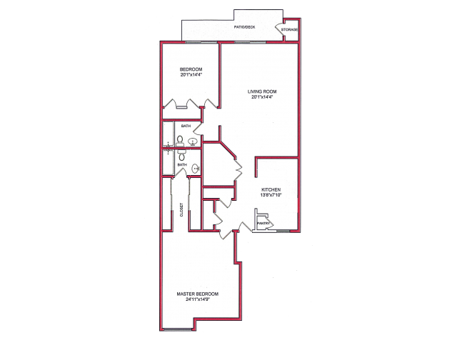 Floor Plan 6 | Villages of Wildwood Phase lll