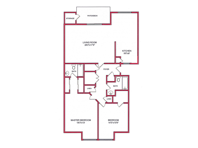 Floor Plan 5 | Villages of Wildwood Phase lll