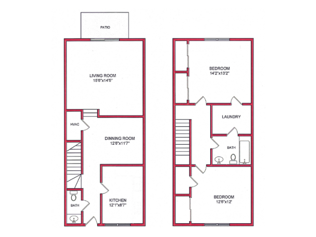 Floor Plan 4 | Villages of Wildwood Phase lll