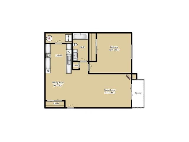 Floor Plan | Southfield
