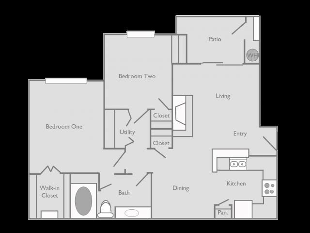 Floor Plan 2 | Toscana