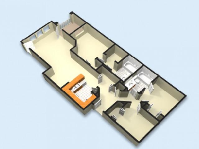 Floorplan 8 | Arbrook Park