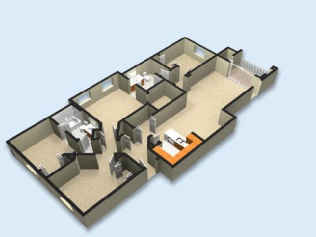 Floorplan 12 | Arbrook Park