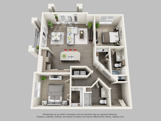 Floor Plan 5 | Boardwalk Research