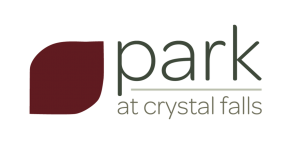 Park at Crystal Falls logo