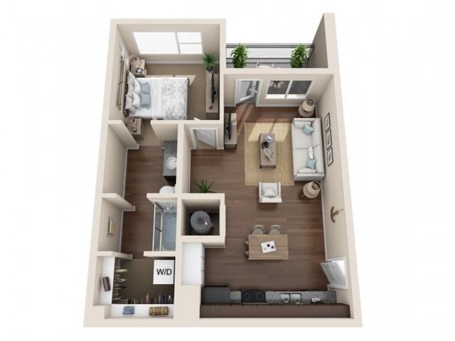 Durango CO Apartments | Floor Plans