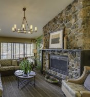 Fireplace | Apartments Near Denver | Skyline