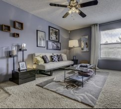 Spacious Living Room | Apartments In Thornton | Skyline