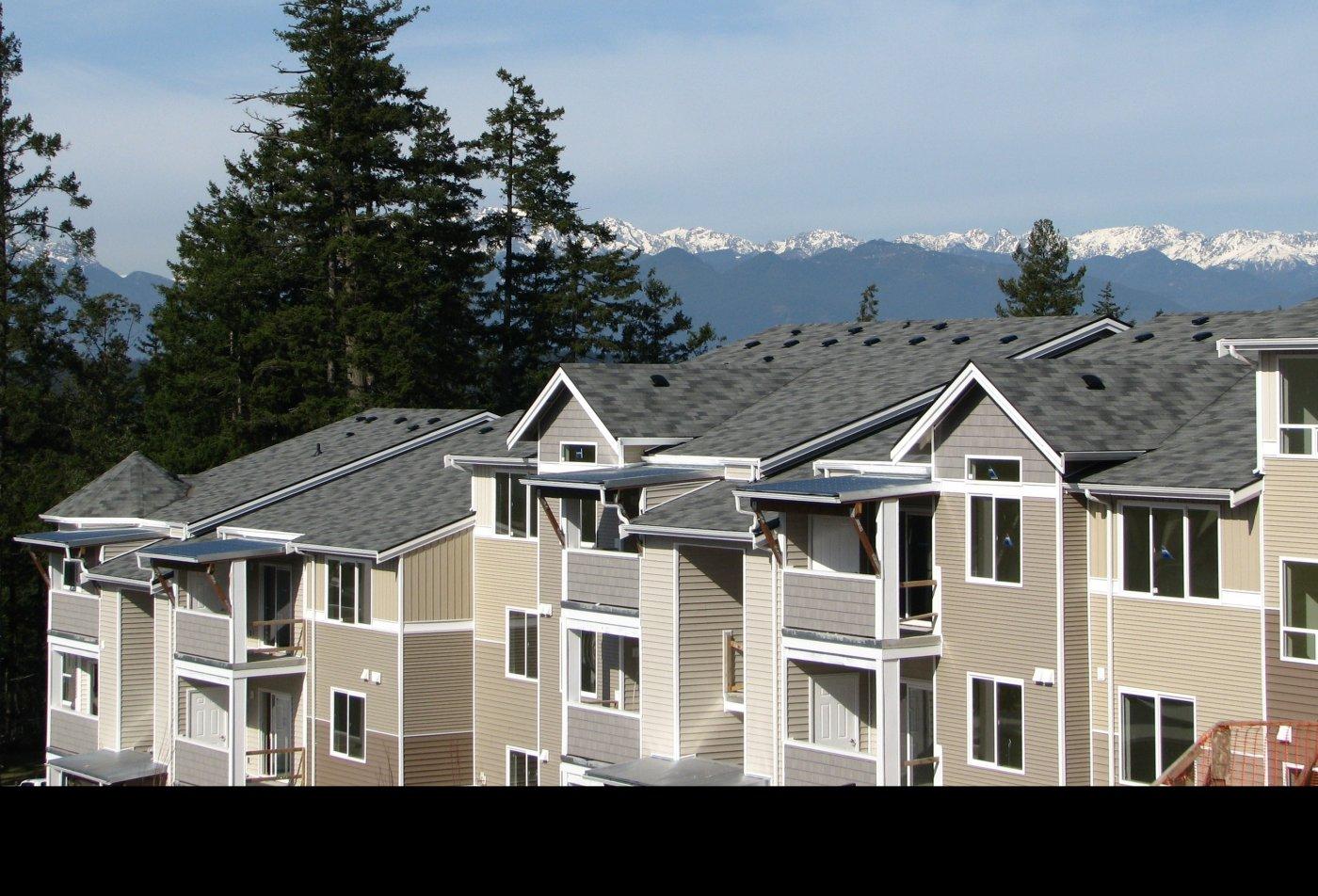 Silverdale Apartments | Silverdale Ridge