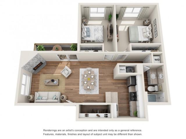 Sloan\'s Lake Apartments