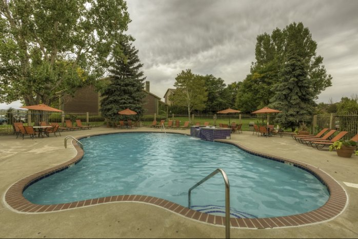 Resort Style Pool | Apartments In Thornton | Skyline