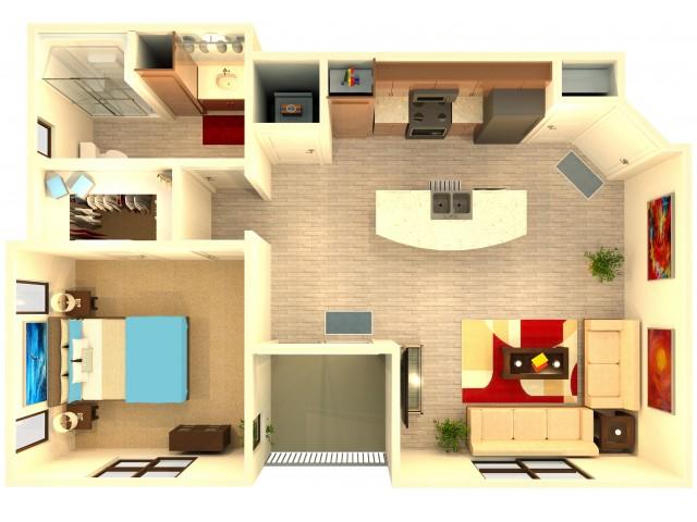 L1   Chandler Apartments   Almeria at Ocotillo 2