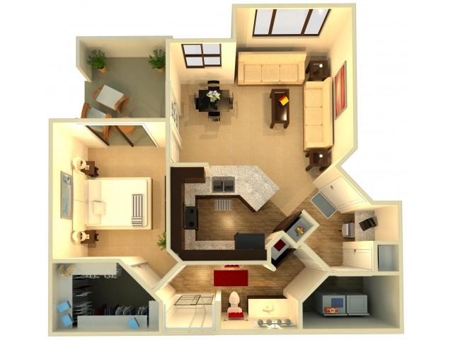 A2   Chandler Apartments   Almeria at Ocotillo 2