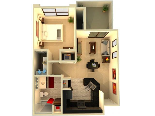 A3   Chandler Apartments   Almeria at Ocotillo 2