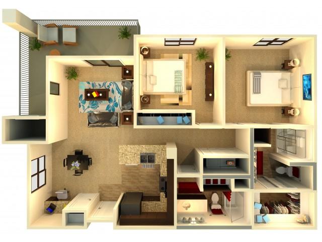B5   Chandler Apartments   Almeria at Ocotillo 2