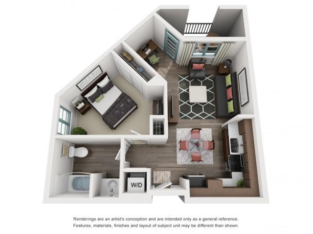 8Floor Plan | Luxe